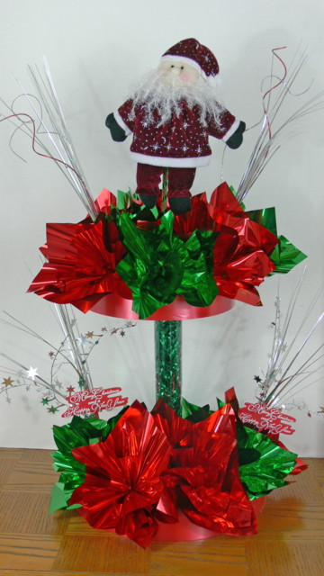 Do It Yourself Centerpiece At Library « A-BnC Parties And