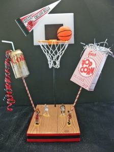 New Diy Basketball Centerpiece Kits For The Upcoming Ncaa Tournament