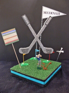 DIY Golf Centerpiece Kit