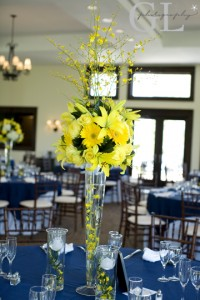 tall-yellow-flower-wedding-centerpiece