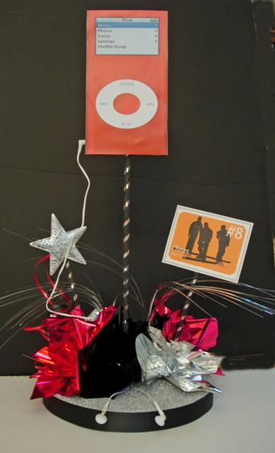 Theme centerpieces « a bnc parties inc